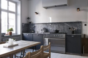 Snyggt kök hos Vasastansmäklarna – Husligheter