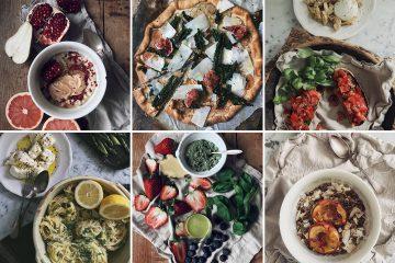Vegetariska recept – Sofia Wood