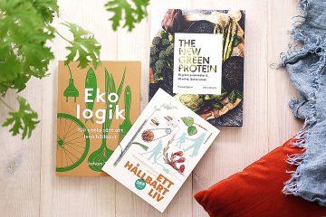 Ekologik - Ett hållbart liv - The new green protein